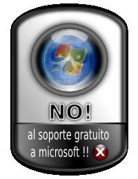 No a Microsoft